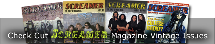Screamer Magazine Vintage Magazines