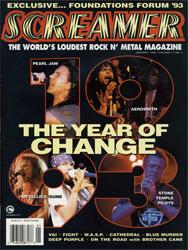 Screamer Magazine January 1994