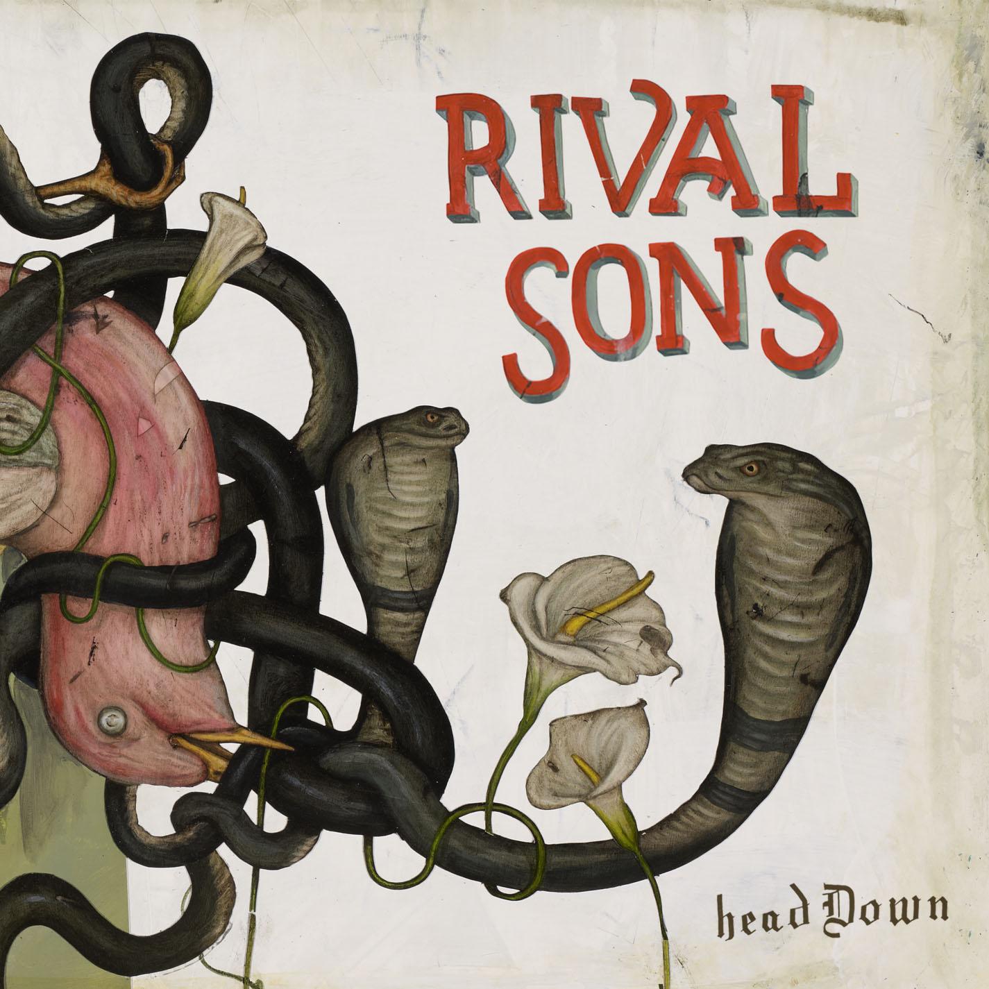 Rival Sons Head Down Rival Sons' 'head Down' Album