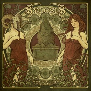 Sylosis - Monolith, album artwork