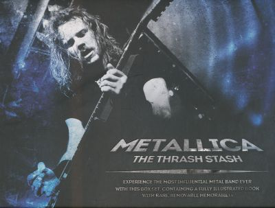 Metallica The Thrash Stash