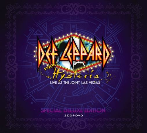 a review of def leppards album hysteria This item:def leppard: hysteria by rick allen dvd $599  editorial reviews  def leppard's album hysteria sold over 17 million copies, produced seven hit.