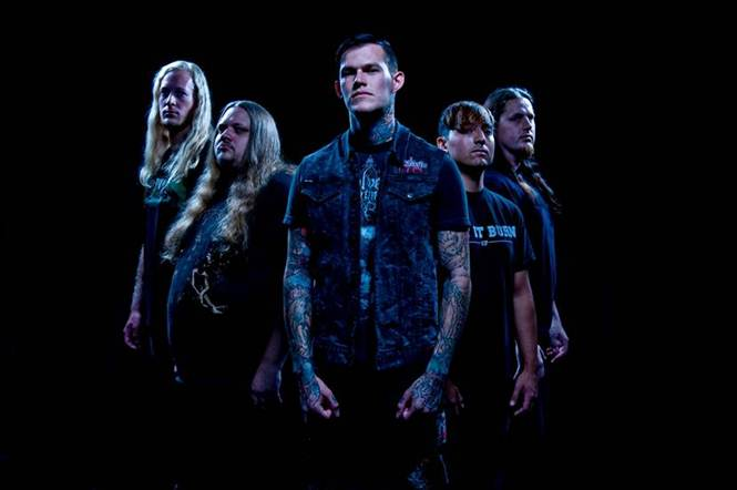 Six Feet Under Band Art: Carnifex: Album Details Revealed