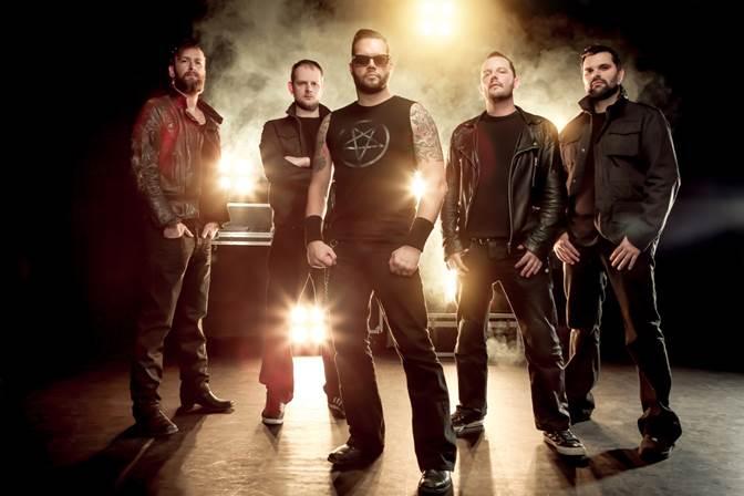 Diablo Blvd band 2014