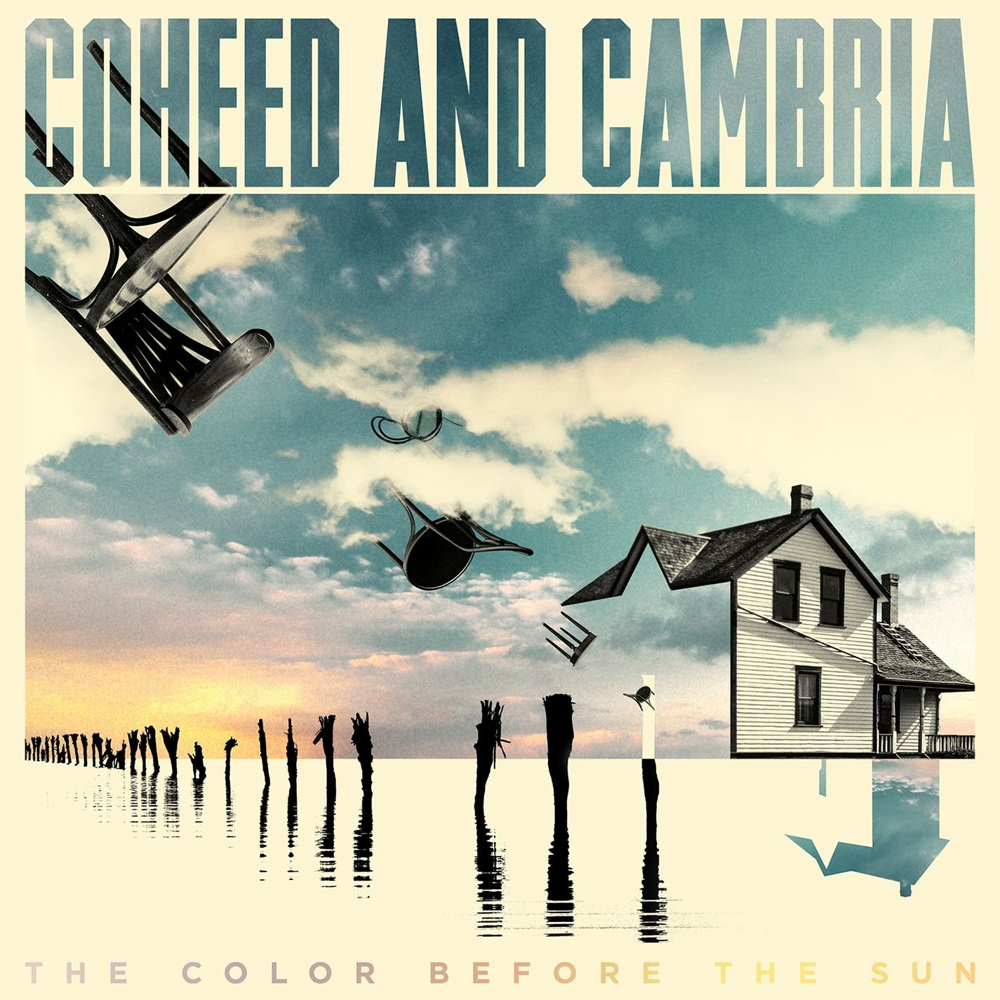 Coheed And Cambria Stream The Color Before The Sun