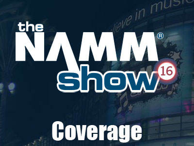 Screamer Magazine 2016 NAMM Show Coverage