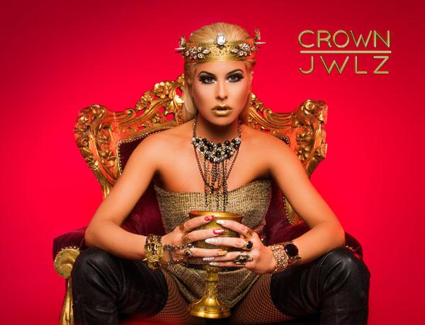 Crown Jwlz - California King crop small