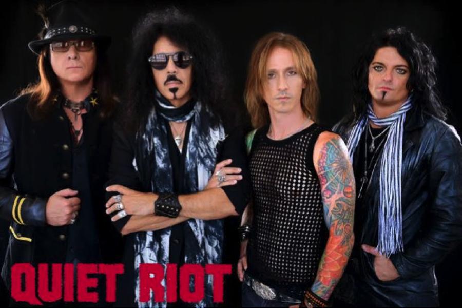 """New QUIET RIOT Album """"Road Rage"""" April 21, 2017 - Screamer ..."""