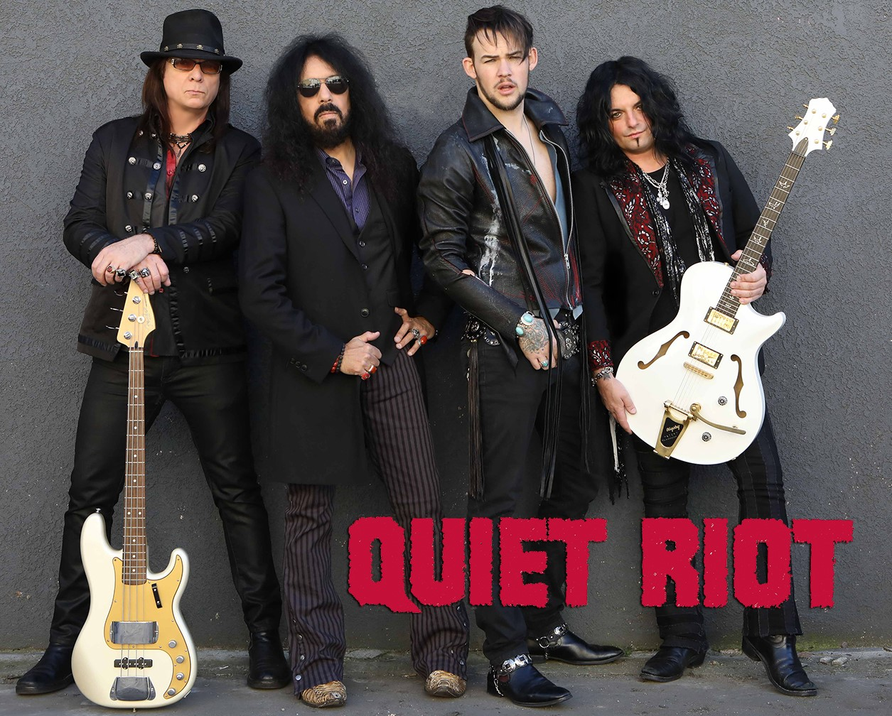 """QUIET RIOT To Re-Record New Album """"Road Rage"""" With New ..."""