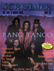 Screamer Magazine May 1991