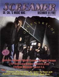 Screamer Magazine December 1991