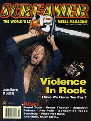 Screamer Magazine May 1993