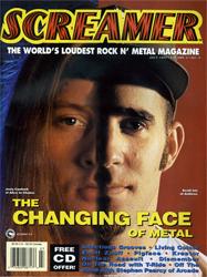 Screamer Magazine July 1993