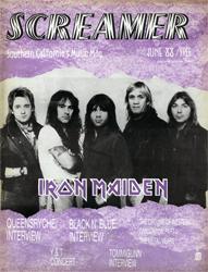 Screamer Magazine June 1988