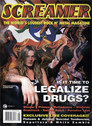 Screamer Magazine September 1993