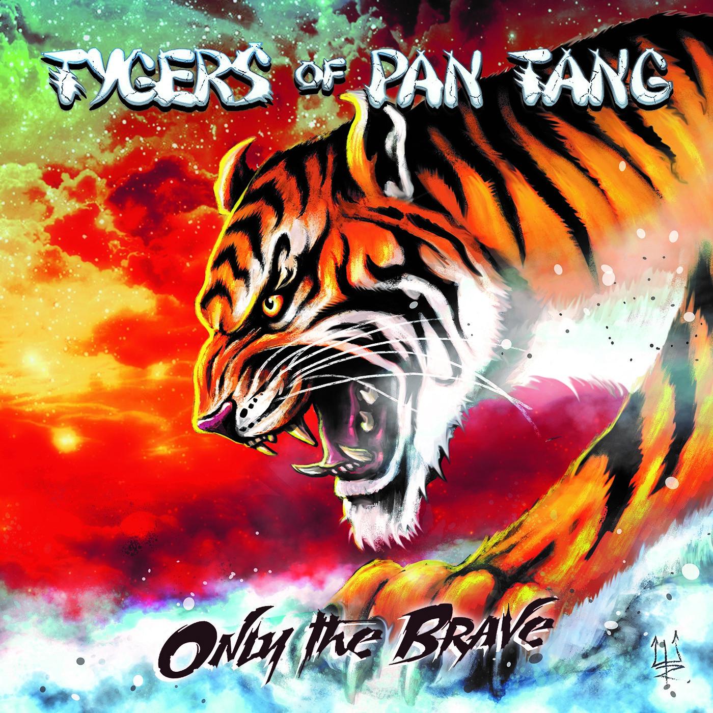 tygers of pan tang album covers
